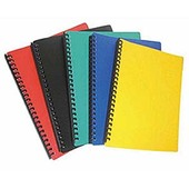 Refillable Clearbook 23 & 27 holes