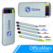 5in1 pen with case