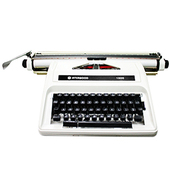 Interwood Manual Typewriter 1800