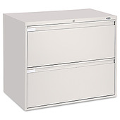 Lateral Steel Cabinet 2-Drawer